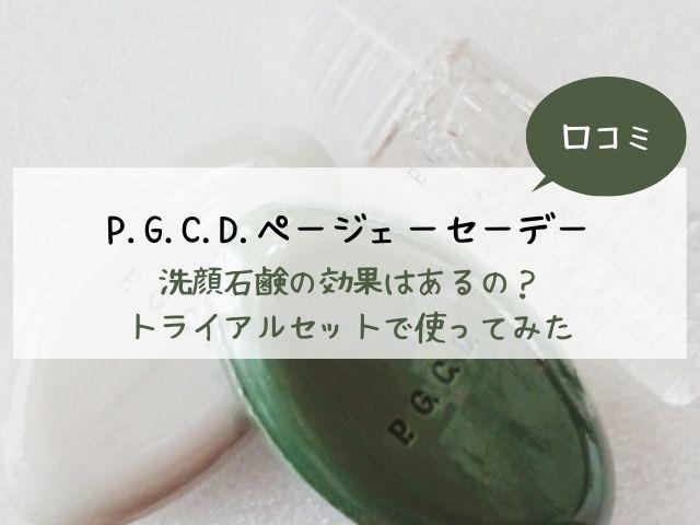pgcd・悪い・口コミ