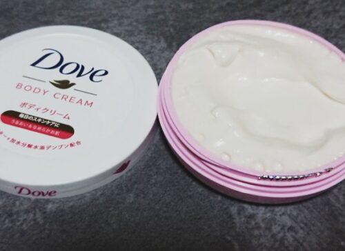 キャンドゥダヴボディクリームの匂いピンク