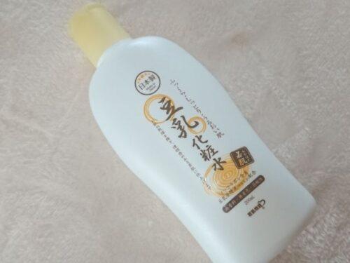 キャンドゥ若肌美肌の豆乳化粧水